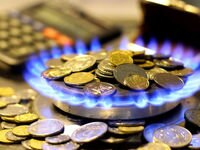 Цена на газ будет расти Фото: 04868