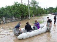 Потоп на западе