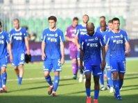 Локомотив Тбилиси - Динамо Москва (2-1)
