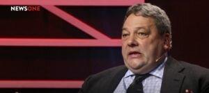 Евродепутат Кобурн: В Украине достаточно большая свобода слова на телевидении