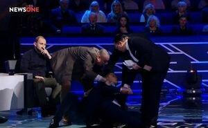 Танцы Луценко, голые фото Кивы и драки Мосийчука: чем политики отличись в уходящем году