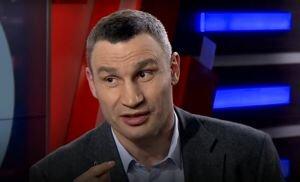 Кличко: Самая большая угроза для Украины - не танки и самолеты, а зомбирование людей через СМИ