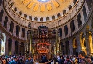 Патриарх Иерусалимский: ПЦУ не получит благословения и сослужить перед Благодатным огнем не будет