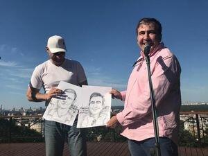 Саакашвили отказался от предложения Кличко, и не возглавит партию