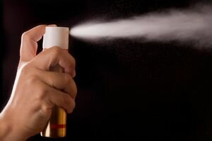В Черноморске мужчина распылил газ в сторону копов, которые приехали решить семейный конфликт