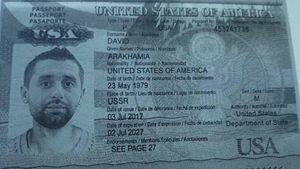 Скандал с паспортом США. Слугой какого народа является Давид Арахамия