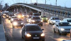 Киев 30 июня сковали пробки: карта
