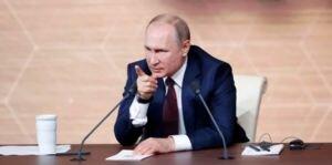 Французское СМИ: Путин готов вмешиваться во внутренние дела Украины самым радикальным образом для защиты русскоязычного населения