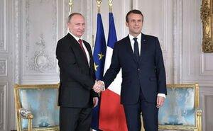 Макрон и Путин провели телефонный разговор: что обсуждали лидеры
