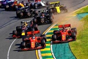 В Китае отменилли Гран-при Формулы-1 из-за коронавируса
