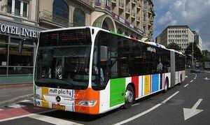 Люксембург станет первой страной в мире с бесплатным общественным транспортом
