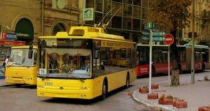 В Луцке весь общественный транспорт прекратил работу до конца карантина