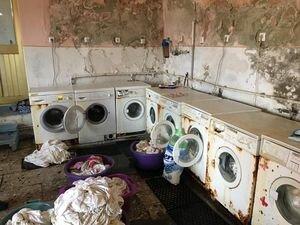 В сети появились фото ужасного состояния Хустской больницы, в которой планирую принимать больных коронавирусом