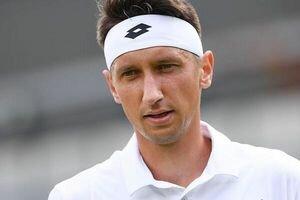 Украинский теннисист попросил помощи у Илона Маска