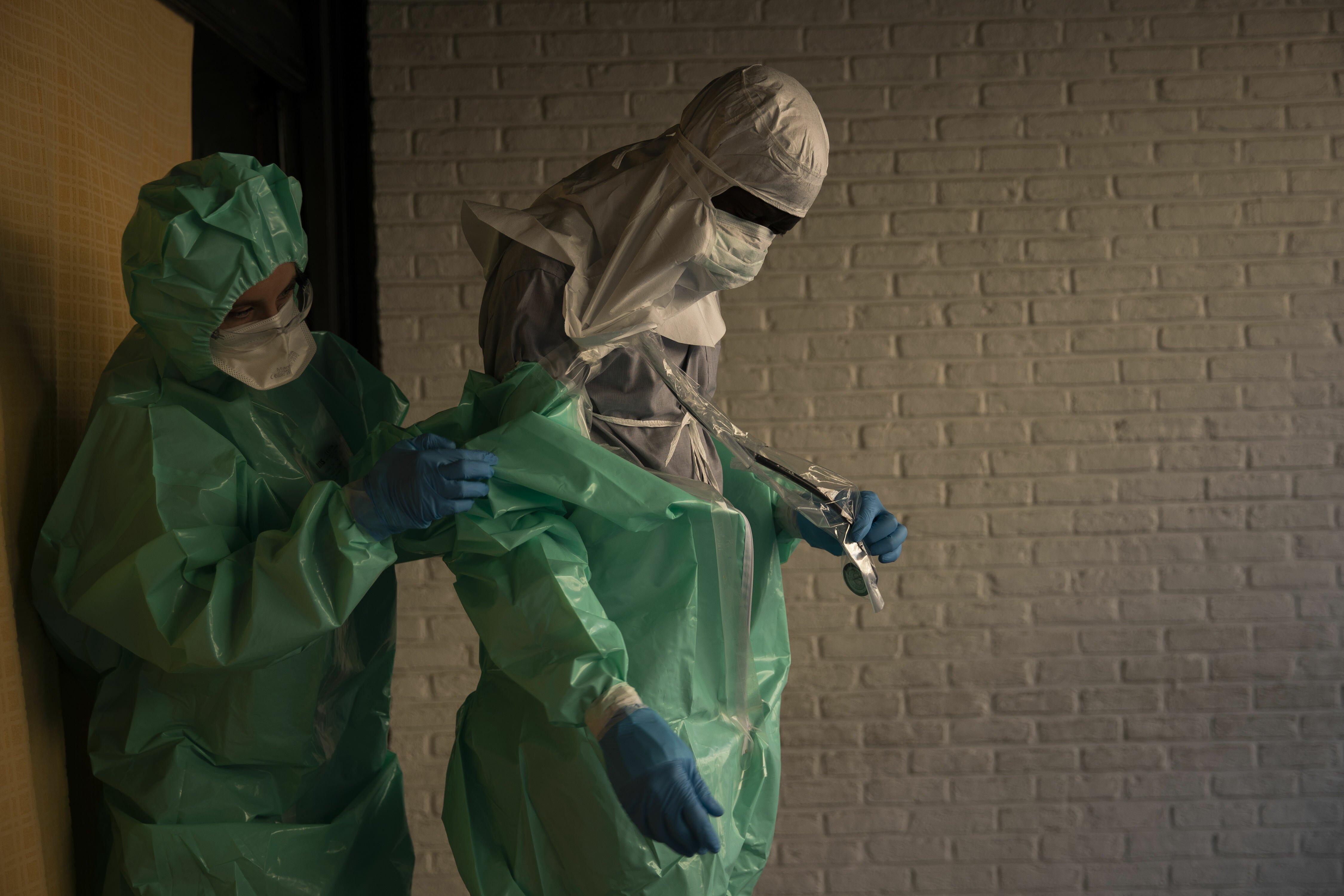 В сети появятся данные об обеспеченности больниц защитными средствами от COVID-19