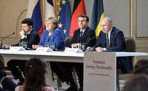Саммит нормандской четверки может пройти по видеосвязи