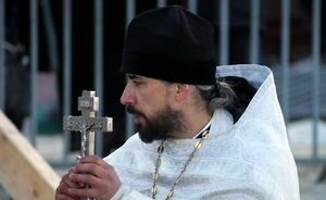 В столичную больницу с коронавирусом поместили священников из Тернопольской области
