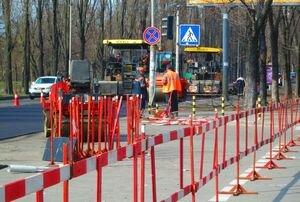 В Киеве ограничат проезд в сторону Набережного шоссе из-за ремонтных работ