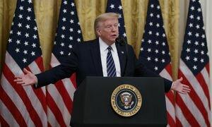 Трамп пристыдил ВОЗ и выразил уверенность, что коронавирус выведен искусственно
