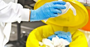 Кличко уточнил, как в киевских больницах утилизируют медицинские отходы