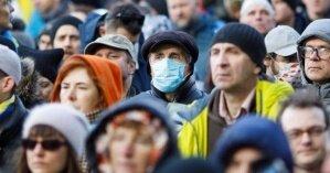 Почти 900 за сутки: в Украине резко подскочила заболеваемость COVID-19