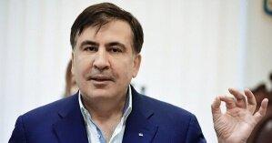 В Афинах Саакашвили подрался с незнакомцем прямо в толпе поклонниц (видео)
