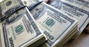 Киевские копы в ходе обысков нашли 400 тысяч долларов