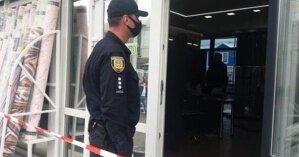 В сети появилось видео конфликта со стрельбой на одесском рынке