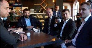 Ляшко объяснил, почему Зеленский сидел в кафе без маски во время карантина