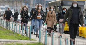 Количество больных COVID-19 в Украине резко снизилось