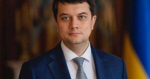 Разумков заявил о готовности созвать депутатов на внеочередную сессию