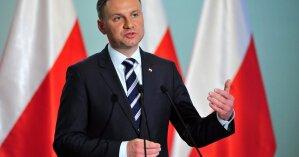 Президент Польши прибыл в Украину с трехдневным визитом