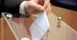 На парламентских выборах лидируют партии