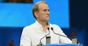 Медведчук: Власть ничего не делает для достижения мира на востоке Украины
