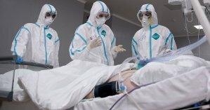 В Киеве за сутки почти 800 человек заразились COVID-19