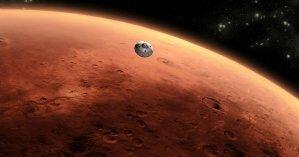На Марсе нашли четыре подземных озера с водой