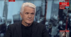 Владимир Литвин в