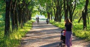 Лето задержится: какой будет погода в Украине в начале рабочей недели