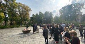 В Киеве отреставрировали