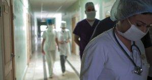 В Северодонецке врачи с COVID-19 продолжают лечить больных с таким же диагнозом