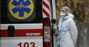 Медики зафиксировали рекордные 5 397 случаев COVID-19 за сутки: статистика на 8 октября