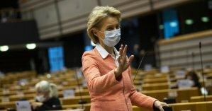 Глава Еврокомиссии ушла на самоизоляцию накануне саммита Украина - ЕС