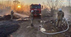 ГБР заподозрило руководство ГСЧС в халатности из-за пожаров в Луганской области
