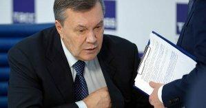 Утрату Крыма хотят повесить на Януковича