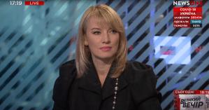 Елена Шуляк в