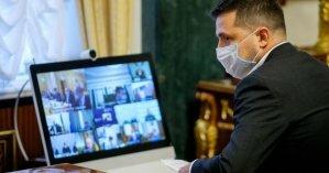 Зеленский записал новое видео из больницы о возвращении нюха, борьбе с COVID-19 и клубе Порошенко