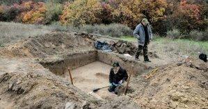 Украинские археологи совершили уникальную за последние 30 лет находку на острове Хортица (фото)