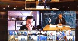 Журналист подобрал пароль и попал на секретную видеоконференцию министров ЕС
