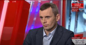 Руслан Бортник в