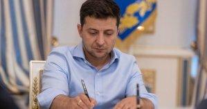 Зеленский разрешил вернуть уголовную ответственность за ложь в декларациях чиновников